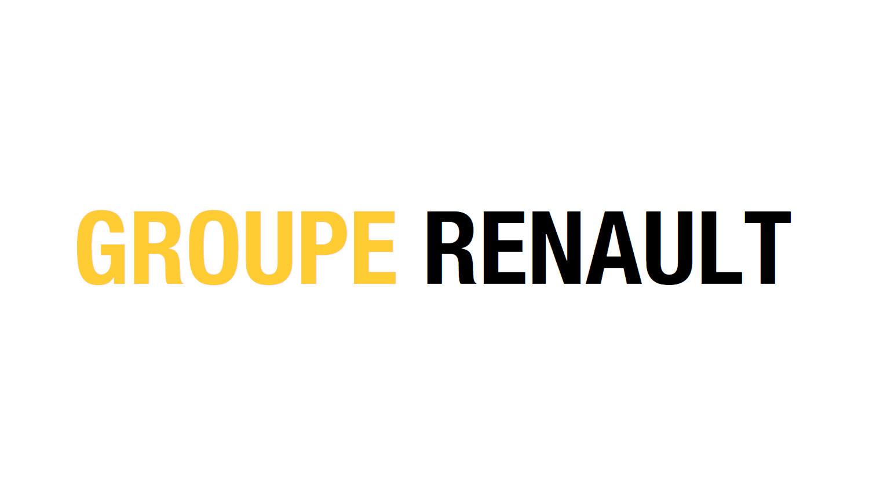 Logo du Groupe Renault