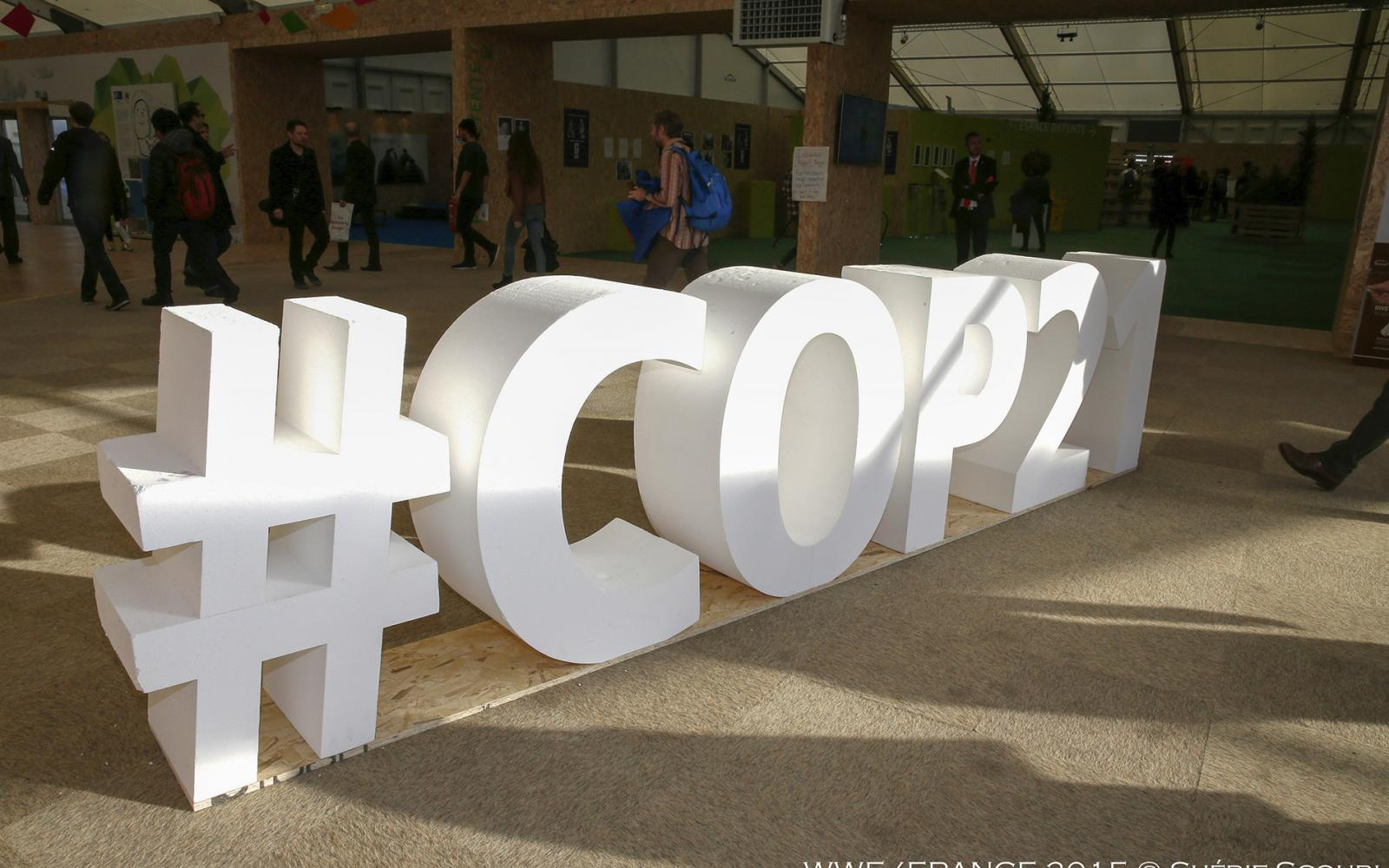 Cop21 Accord de Paris 2015