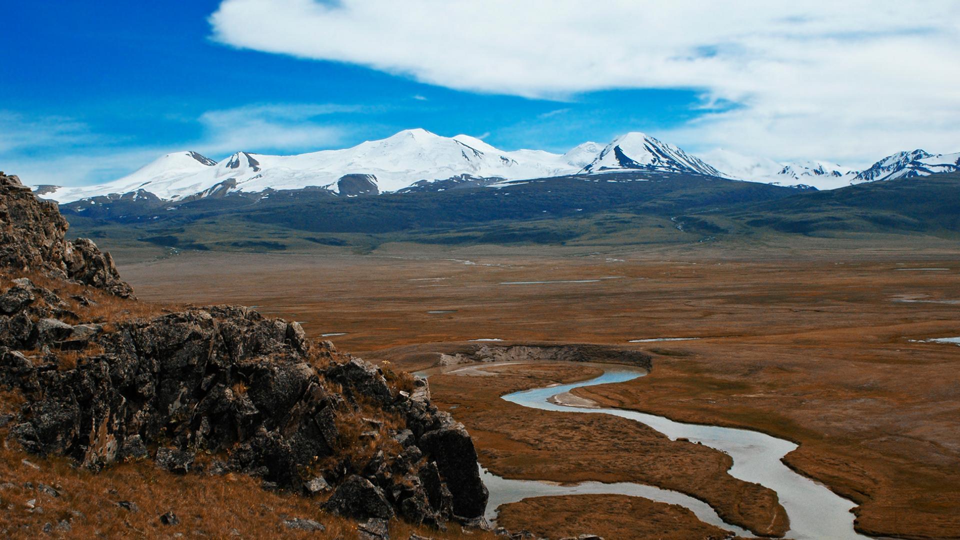 Massif des Altaï Saïan, écosystème menacé   WWF France