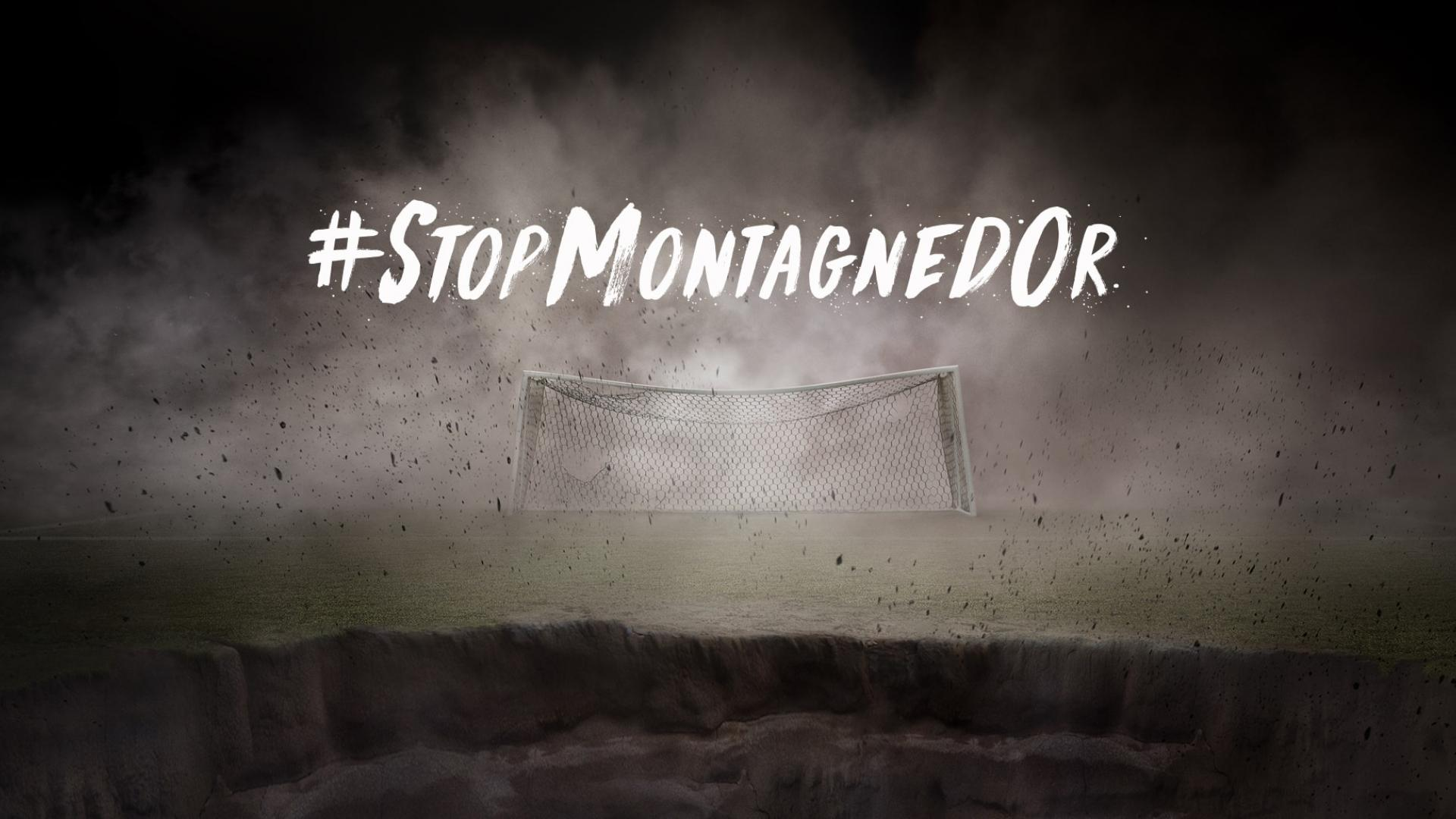 Stop Montagne d'Or